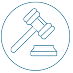 Gavel for a Sydney court with advice from a construction lawyer | Contracts Specialist