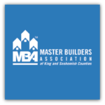 Master Builders Association (MBA) logo Sydney | Contracts Specialist