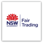 New South Wales (NSW) Fair Trading logo | Contracts Specialist