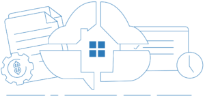 Small builders icon for Australian building and construction software for builders and contractors | Contracts Specialist