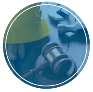 Gavel of the judge to be used in construction litigation in Sydney | Contracts Specailist