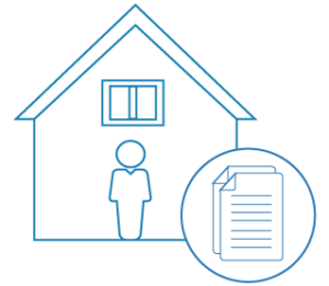 A house being insured in a building dispute resolution process | Contracts Specialist