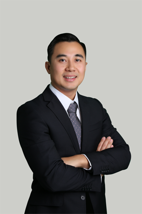 John Dela Cruz, Principal Lawyer of Contracts Specialist