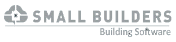 Small Builders Building Software Official Logo