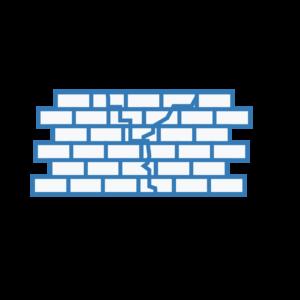 Broken Wall Bricks - Statutory Warranties Sydney   Contracts Specialist