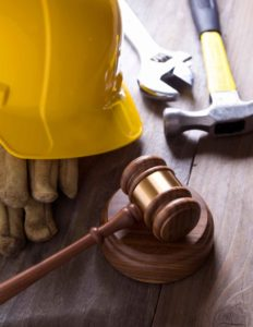 Gavel and construction tools – Common Security of Payment Act Cases | Contracts Specialist