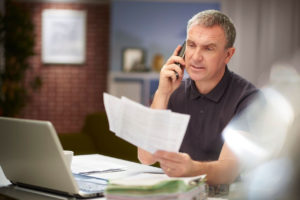 Homeowner Calling a Lawyer for Legal Advice - Sydney   Contracts Specialist