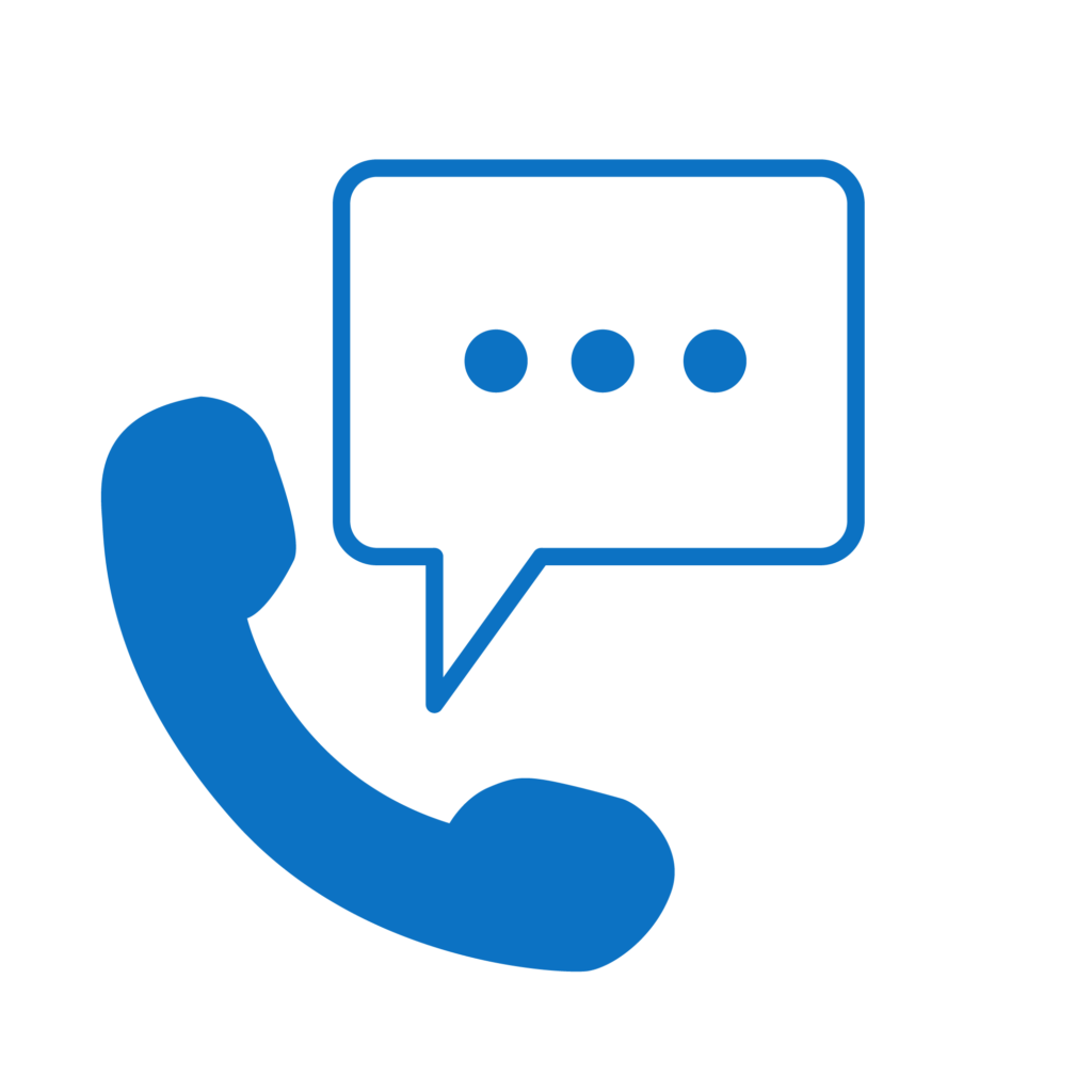 Phone consultation icon – Extension of Time Contracts | Contracts Specialist