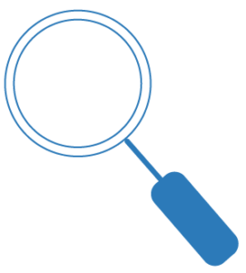 Magnifying glass icon Sydney | Contracts Specialist